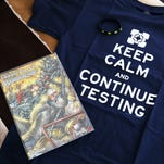 Technobubble Wrap: Keep calm and continue testing