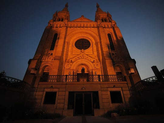 St. Joseph Cathedral in Sioux Falls.