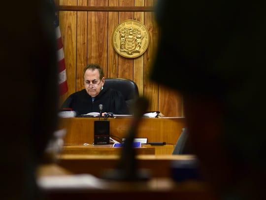 """""""Trauma is one of the most neglected areas in terms of routes to addiction and the need for additional services,"""" Judge de la Carrera."""