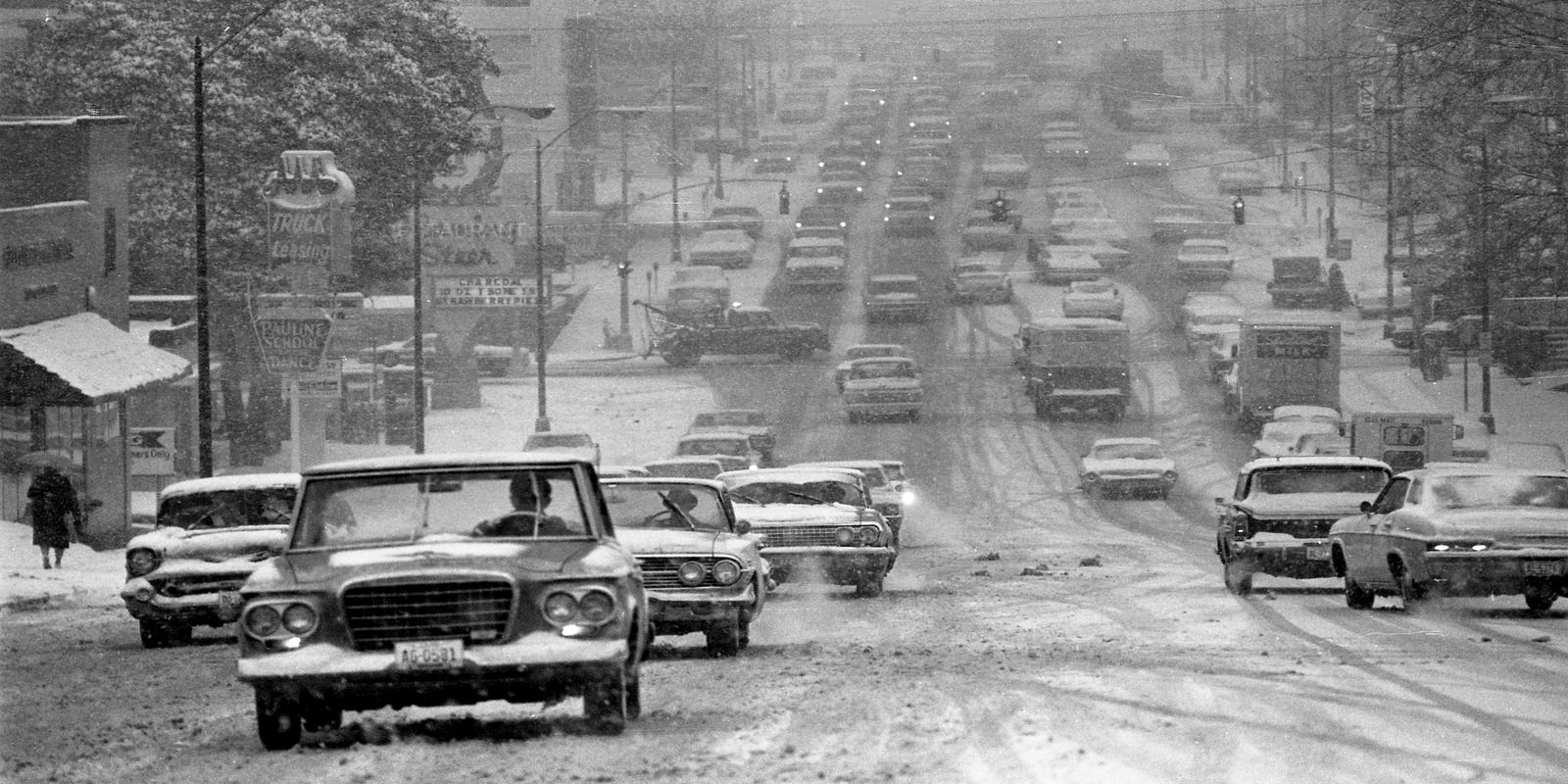 Nashville Then: A White Christmas 1966