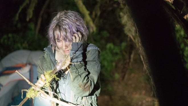 "Valorie Curry stars in ""Blair Witch."""
