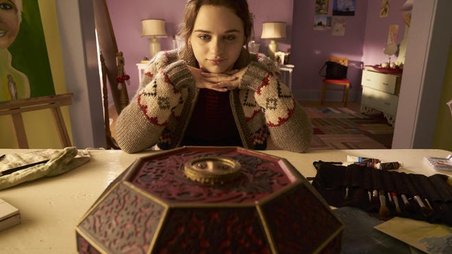 """Joey King stars as Clare Shannon in """"Wish Upon."""""""