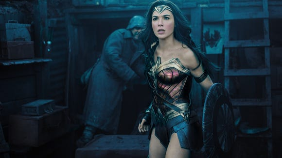 eab96a03678c6a Wonder Woman 2  first look photos  Chris Pine is back!