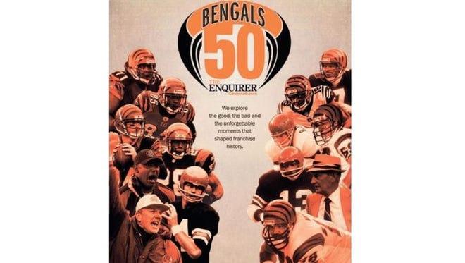 Bengals 50