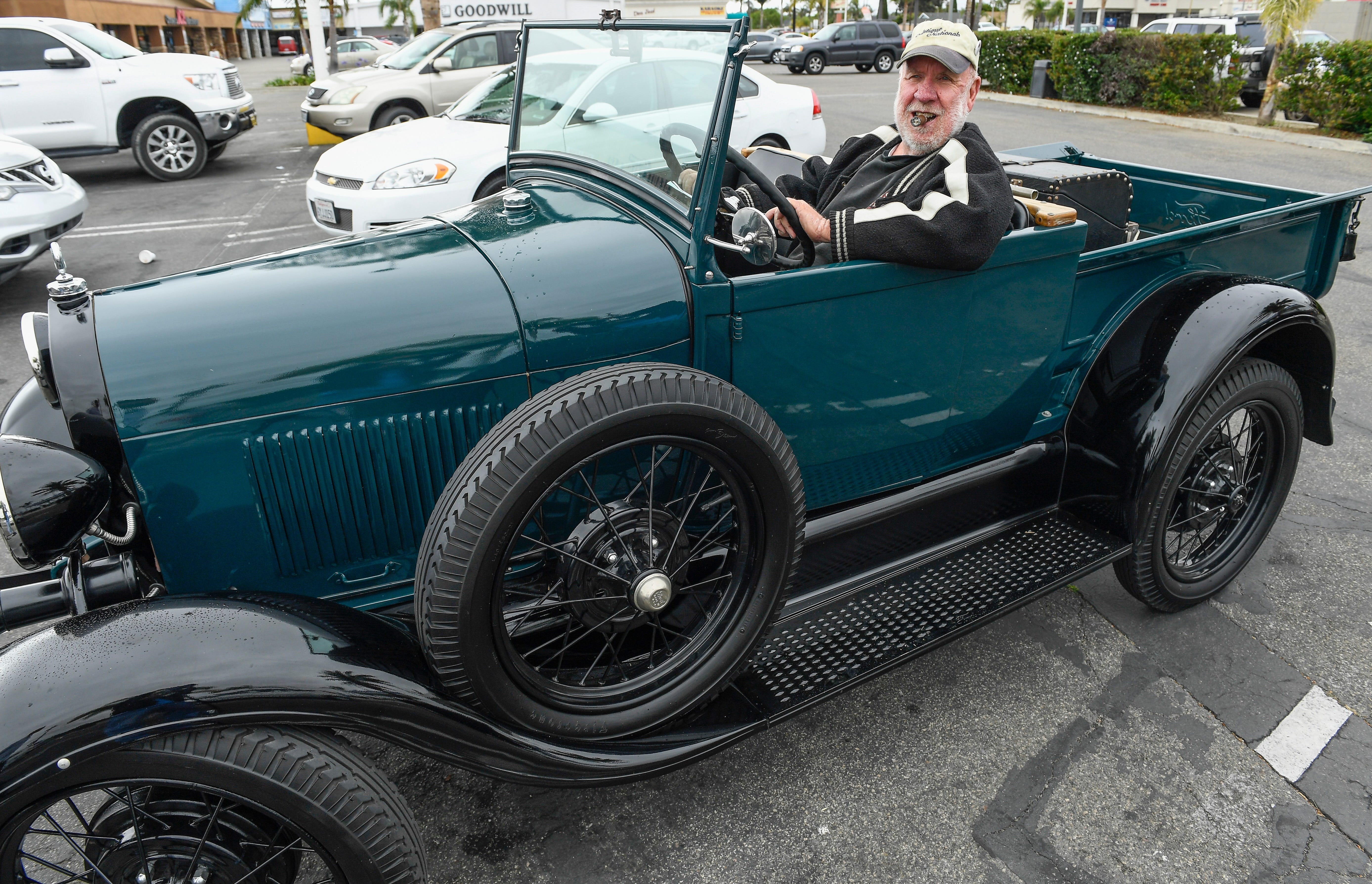 & Just Cool Cars: This Ford isnu0027t quite a Model A or a T markmcfarlin.com