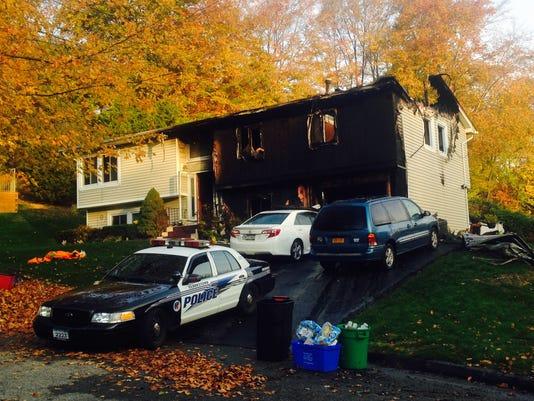 Hansen Avenue fatal fire New City