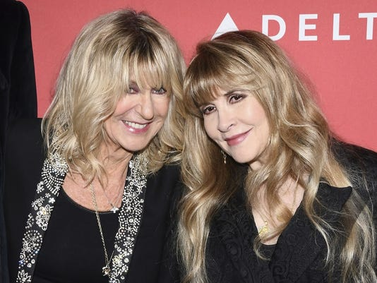 Christine McVie, Stevie Nicks