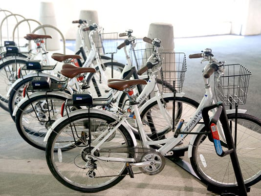 Zagster Bike Sharing