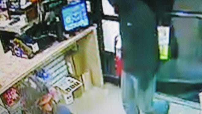Suspects in a reported armed robbery Wednesday in the Town of Chenango.