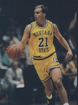Scott Hatler of Great Falls was one of the greatest point guards in Big Sky Conference history. His 608 career assists was second-most in league history upon the completion of his career, and more than 20 years later that is still fifth-most on the conference record list.