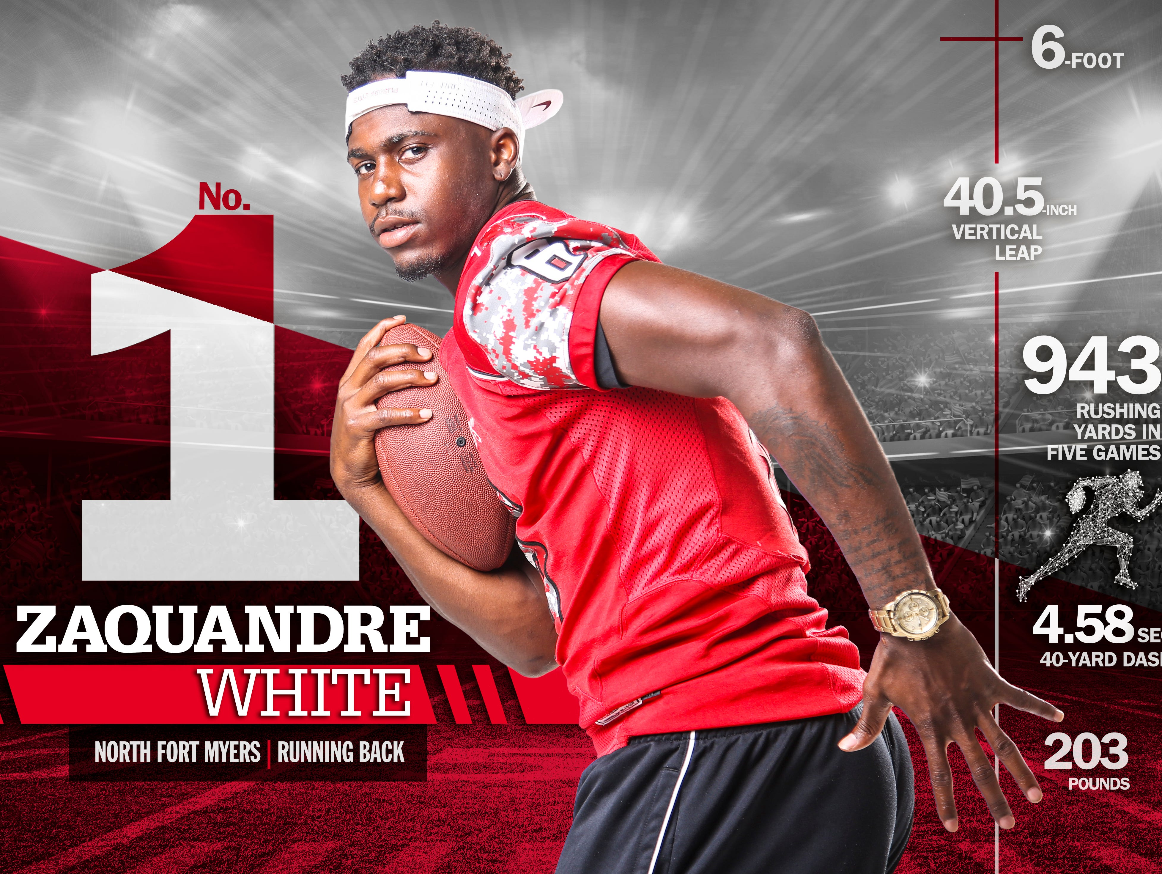 Zaquandre White, South Fort Myers