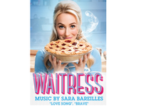 Save up to 20% on Waitress Tickets