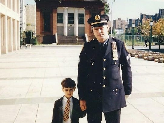 FILE PHOTO Retired NYPD Lt. Patrick Fennell was killed