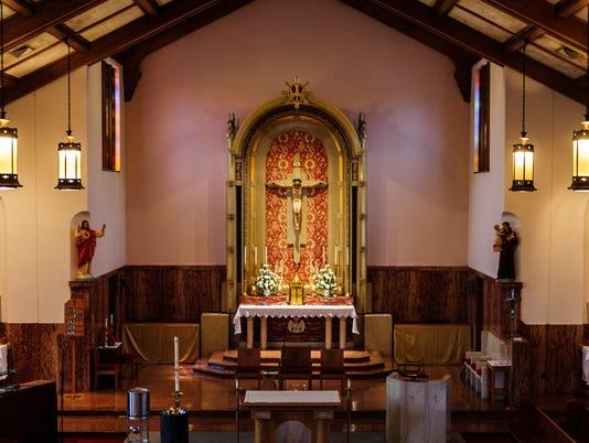 AP CAPUCHIN PRIESTS A USA WV
