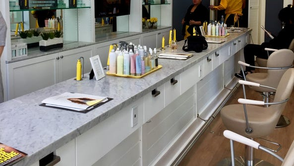 Westchester's first Drybar opened at 1 North Broadway