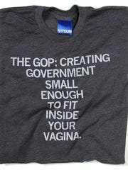 The GOP: Creating Government Small Enough To Fit Inside Your Vagina