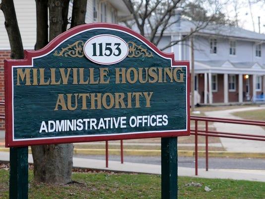 Millville Housing Authority carousel