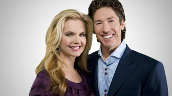 """Joel and Victoria Osteen will be coming to U.S. Bank Arena at 7:30 p.m. on Nov. 4. This """"Night of Hope"""" will bring together people for an exciting time of praise and worship where lives are changed and hope is restored. $15. www.usbankarena.com."""