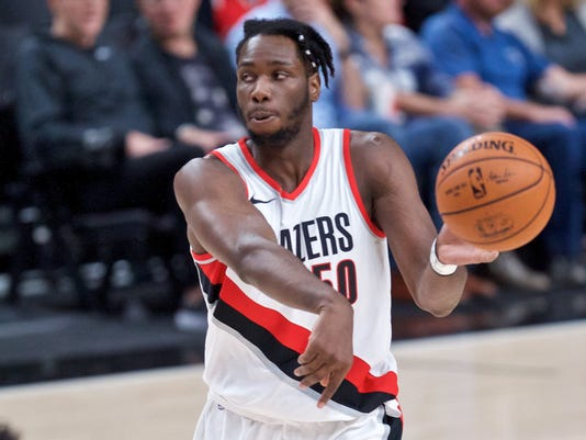 NBA: Preseason-Phoenix Suns at Portland Trail Blazers