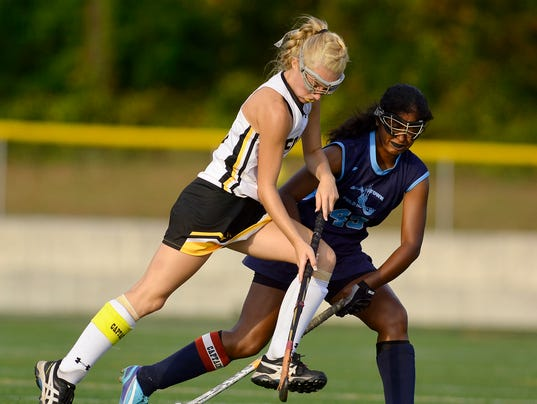 Dallastown vs Red Lion field hockey