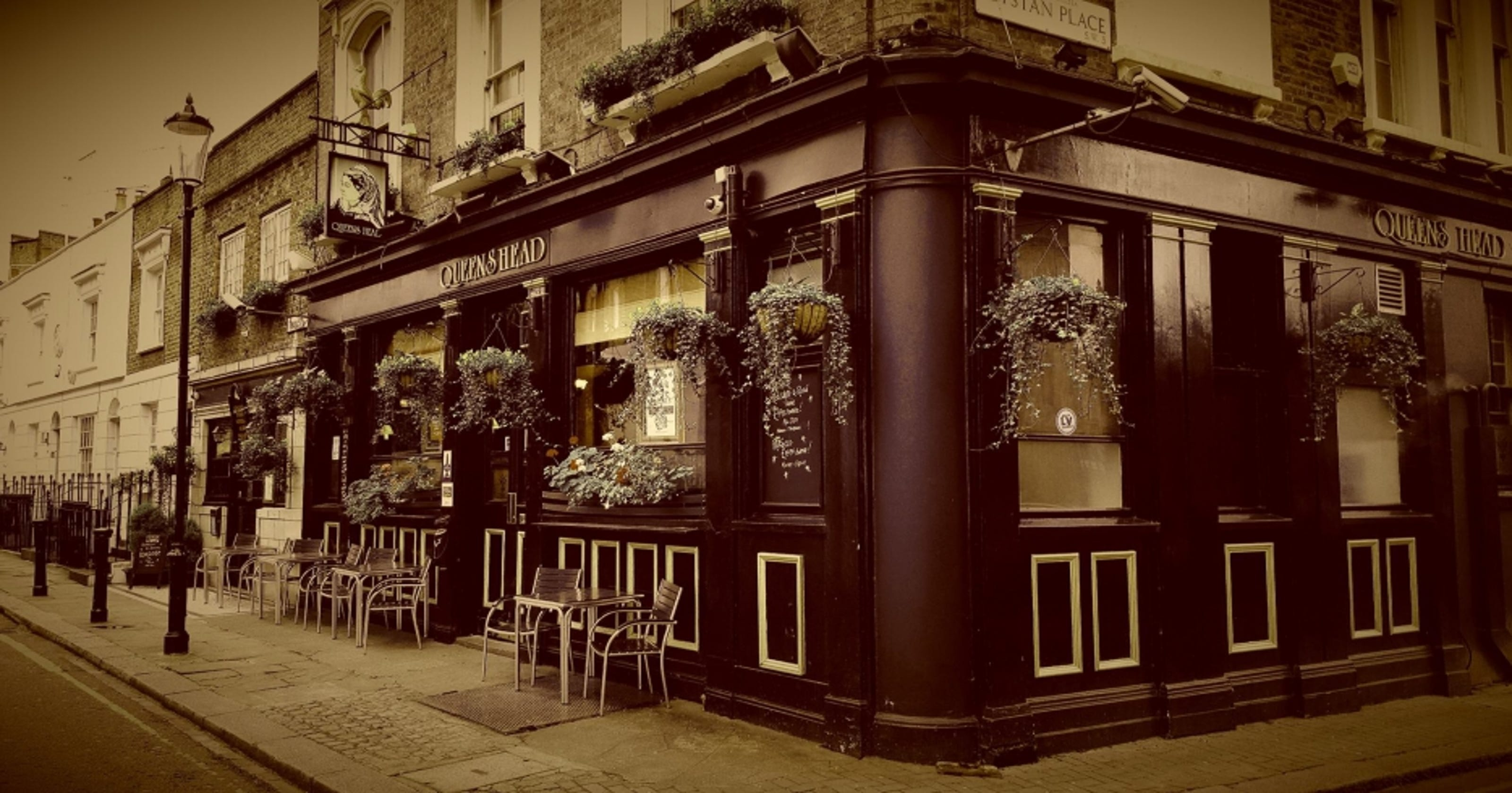 gay bar london The quebec