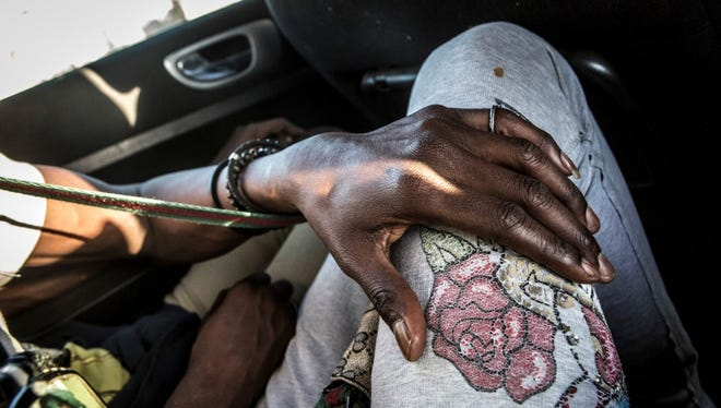 Lesbians in Senegal are left out of the gay rights movement organized around HIV prevention and treatment.