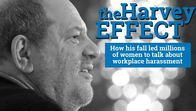 The recent allegations against film mogul Harvey Weinstein have sparked a global conversation about the issue of sexual harassment in the workplace.
