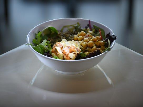 Wild Shrimp Salad