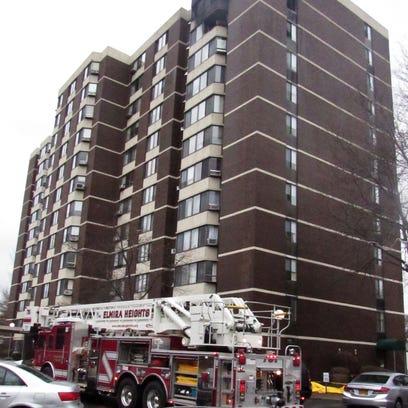An Elmira Heights resident died in December when fire