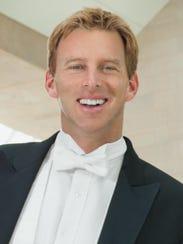 Conductor Joshua Habermann