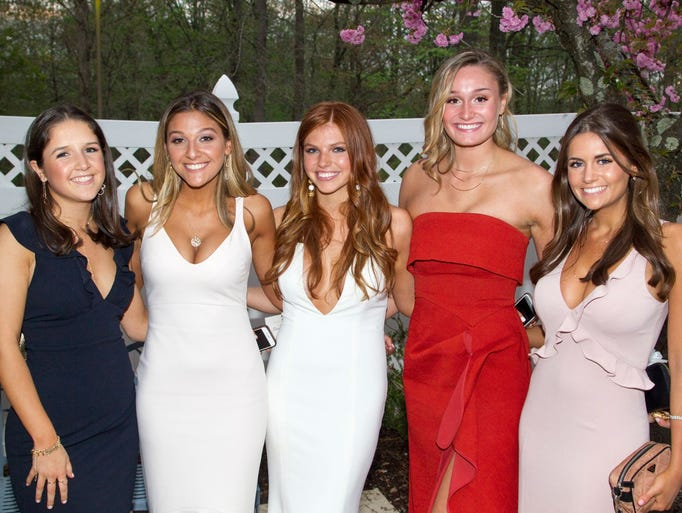 Immaculate Heart Academy (IHA) Senior Prom at Park