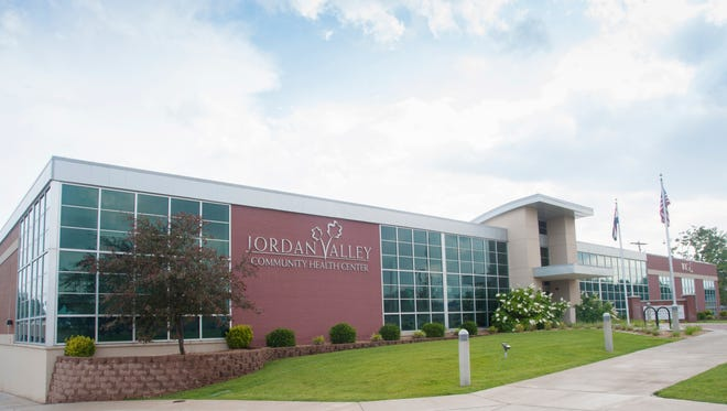 Jordan Valley Community Health Center located at 440 E. Tampa St.