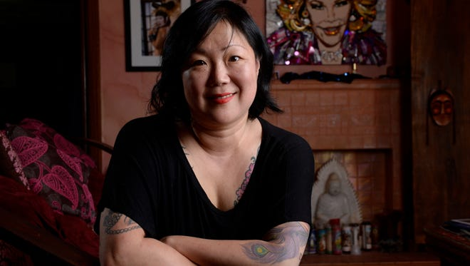 Margaret Cho: A hit in New Brunswick.
