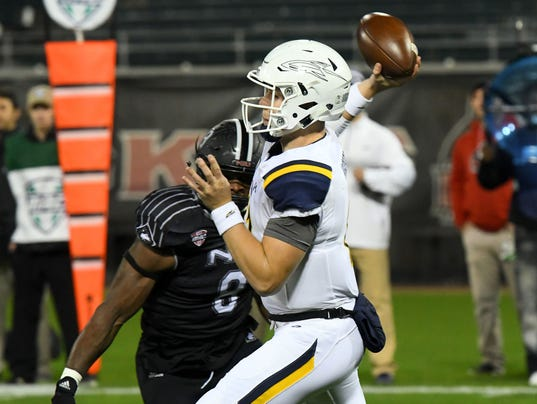 NCAA Football: Toledo at Northern Illinois