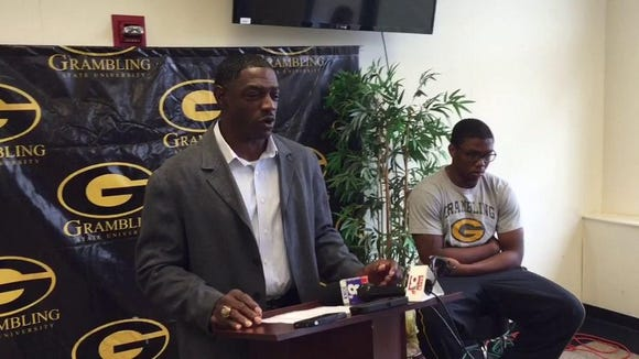 Grambling offensive coordinator Eric Dooley was named FCS assistant coach of the year on Wednesday.