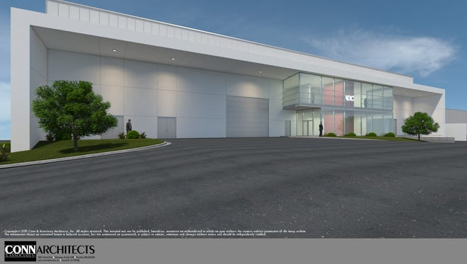 Danfoss Turbocor is building a new facility called the Application Development Center.