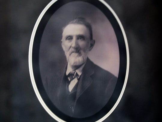 Col. Thomas H. Green, architect of Aetna Fire Company