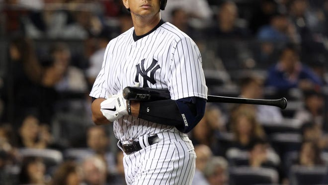 The Yankees' Alex Rodriguez is expected to report to spring training next week.