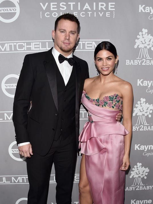FILE: Channing Tatum and Jenna Dewan Tatum Have Announced Their Separation 5th Annual Baby2Baby Gala - Arrivals