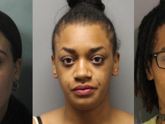 Three suspects