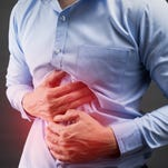 Reducing production of stomach acid can help heal ulcers