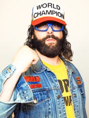 Stand-up comedian Judah Friedlander delivers four sets this weekend during the Festival of Fools.