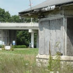 Renovations might be planned for a former railroad depot near the Cardinal Greenway at North Third and D streets in Richmond.