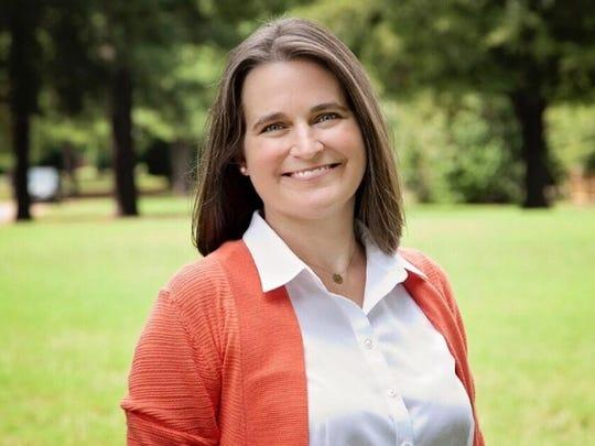 Germantown school board member Amy Eoff