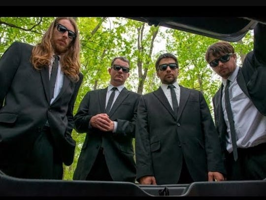 Original-rock quartet Pasadena will give its last-ever