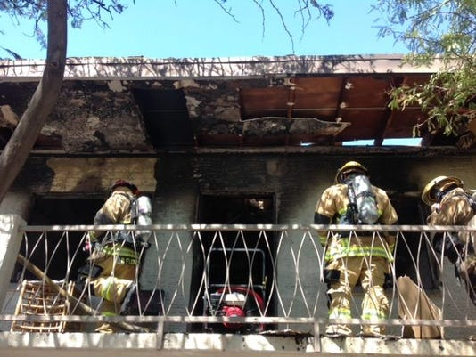 Phoenix transitional living fire v