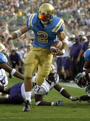 Tyler Ebell starred at UCLA after a record-breaking