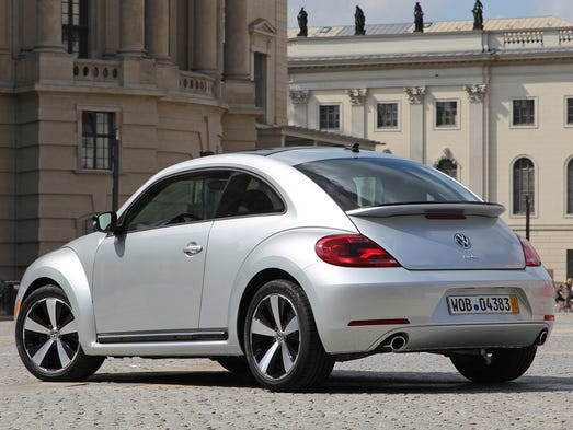 Consumer Reports has named its worst values in new vehicles. Here is the worst compact car value: Volkswagen Beetle 2.5 liter