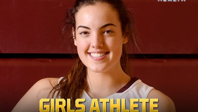 Girls Athlete of the Year: Sami Slaughter, Harrisburg