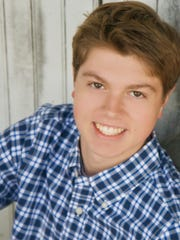 Freeman Stage volunteer Elliot Rhoads is soon to take the stage, this time as a performer.